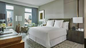 four seasons hotel new york downtown is now open in lower manhattan