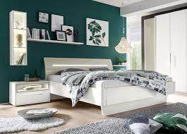 Schlafzimmer Bank Grau Loddenkemper Meo Schlafzimmer Set Weiß Grau Möbel Letz Ihr