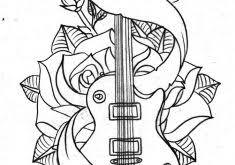 download rose tattoo linework danielhuscroft com