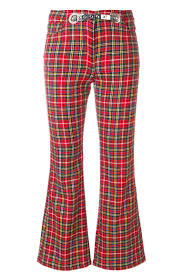 plaid vs tartan plaid pant trend of 2018 how to wear plaid pants trend