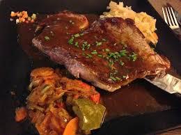 cuisine d antan entrecôte taurillon au piment d espelette picture of cuisine d