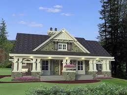 craftsman home plan craftsman house plan 42653 car garage craftsman and bedrooms