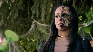 Mother Nature Makeup For Halloween by Mazikeen Lucifer Wiki Fandom Powered By Wikia
