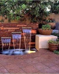 Backyard Landscaping Ideas Pictures Best 25 Backyard Waterfalls Ideas On Pinterest Water Falls