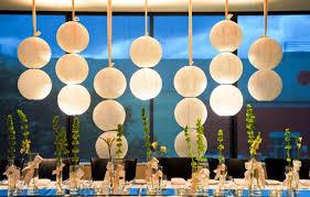 lanterne chinoise mariage les lanternes chinoises des décorations de salle indémodables et