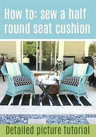 How To Make Seat Cushions For Dining Room Chairs How To Make Chair Cushions For Kitchen Chairs Best Seat