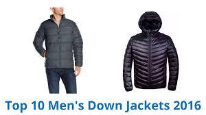 10 best men s down jackets 2016 youtube