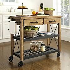 rolling kitchen island cart kitchen island rolling kitchen island cart size of butcher