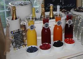have a mimosa bar for your next party girly schtuff girly schtuff