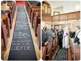 aisle runners for weddings diy aisle runner messages of
