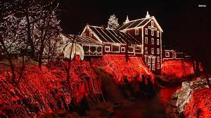 drive through christmas lights ohio best places to view holiday lights in columbus kid 101