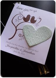 seed paper favors this idea plantable wedding favors