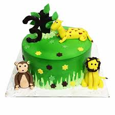 jungle cake in gurugram