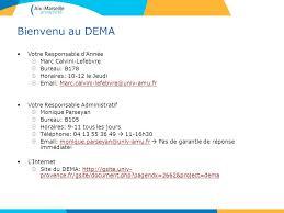 bureau virtuel amu département d études du monde anglophone ppt télécharger