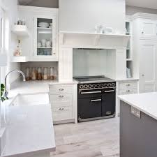 Ideas For Kitchen Worktops White Kitchens Ideal Home With Regard To White Kitchen Worktops