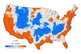 map us usa 2 mapping the united swears of america strong language