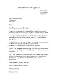 cover letter for part time job with no experience cover letter ide