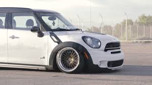 bagged mini r60 countryman fonzmedia youtube