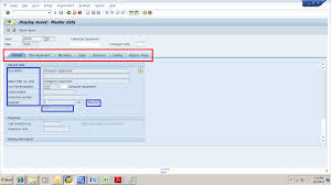 asset accounting u2013 how are the asset master record fields and tabs
