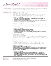 sle resume exles makeup resume exles exles of resumes