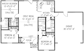 3 bedroom ranch floor plans 1200 square house plans ranch style house plans 1200 square