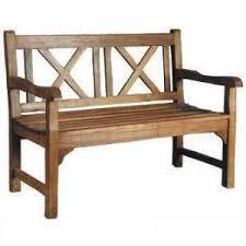 2 Seater Outdoor Sofa Teka Garden Cross Seater Sofa Bench Teak Outdoor Furniture Page