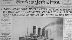 the sinking of the titanic 1912 titanic fast facts cnn