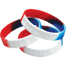 rubber silicone bracelet images I love to read silicone bracelet jpg