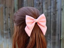 hair bow tie best 25 pink hair bows ideas on tulle hair bows how