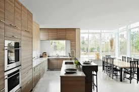 galley kitchen designs ideas brown teak wood designs sets ideas modern modern galley kitchen