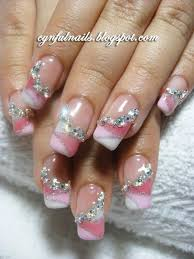 fingern gel design galerie cynful nails gel nail artnail cosmetics zone bridal nail