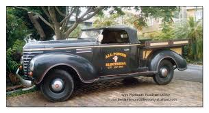 plymouth commercial vehicles part ii