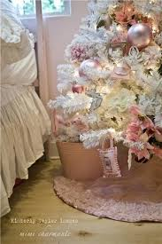 Shabby Chic Christmas Tree by 1080 Best Shabby Chic Romantic Christmas Images On Pinterest