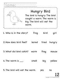 early reading worksheets free worksheets library download and