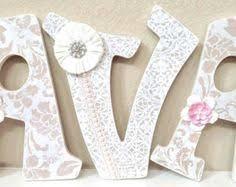 custom nursery letters nursery baby name personalized