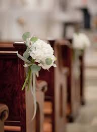 church pew decorations wedding flowers for church pews kantora info