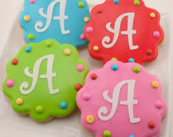 Deliciously Fun & Fresh Hand Decorated Sugar Cookies by TSCookies