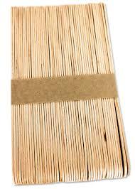 jumbo color wooden craft sticks
