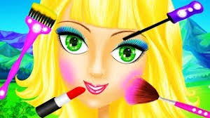disney princess makeup babies angel play doh stop motion learn