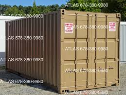 atlanta used shipping containers and semi trailers 2015