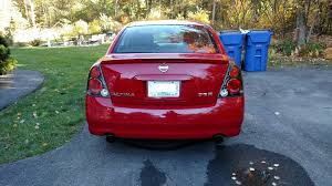 nissan altima for sale nh 2005 nissan altima se r 6 speed code red nissan forums