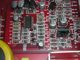 basic amplifier repair