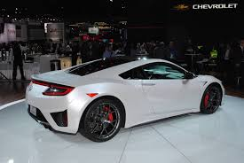 Acura Sports Car Price Detroit 2016 Acura Nsx Gtspirit