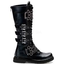 mens black motorcycle boots defiant brass knuckle combat boot mens biker boots