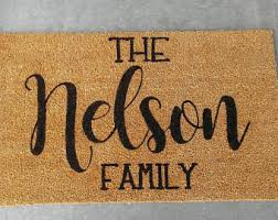 Personalized Business Rugs Rugs Etsy