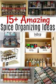 best way to organise kitchen food cupboards ways to organize spices best way to organize spices