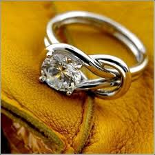 knot ring meaning unique gold ring meaning in a jewellry s website