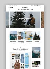 20 best minimal wordpress themes with simple elegant designs
