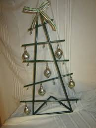 wrought iron christmas tree ornament holder from pergram iron