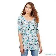 mantaray clothing mantaray white print women white tops bird blouse clothing 31 57